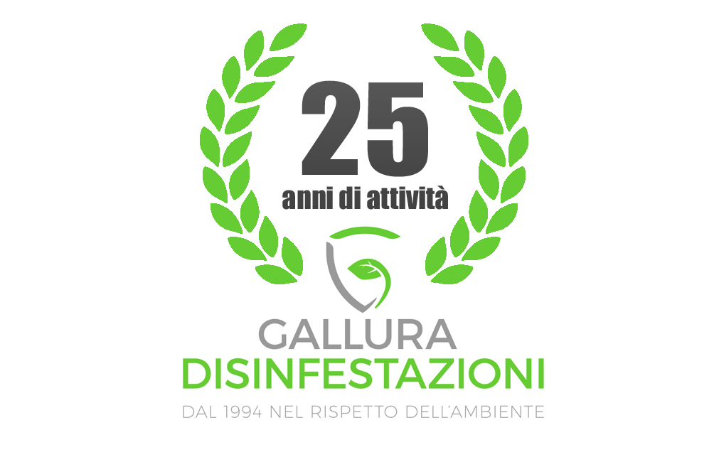 Happy Birthday Gallura Disinfestazioni!